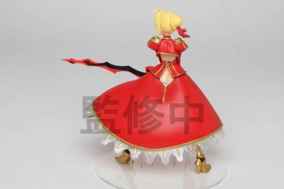 Saber of Red Nero Game-prize (Fate/Extra Last Encore) PVC-Statue 18cm Taito Prize