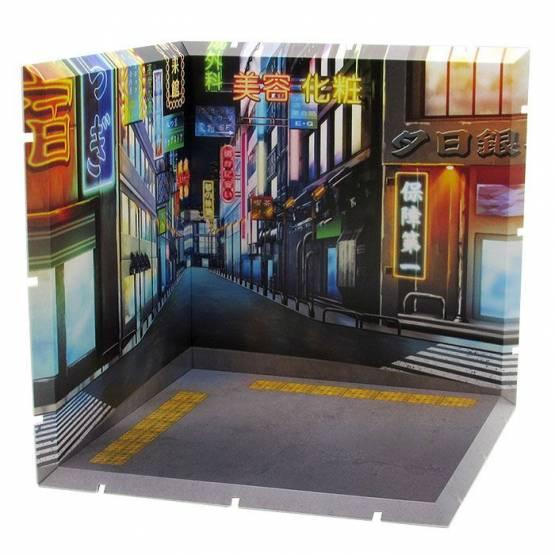 Shopping District Dioramansion 150 Zubehör-Set für Nendoroid und Figma Actionfiguren von PLM