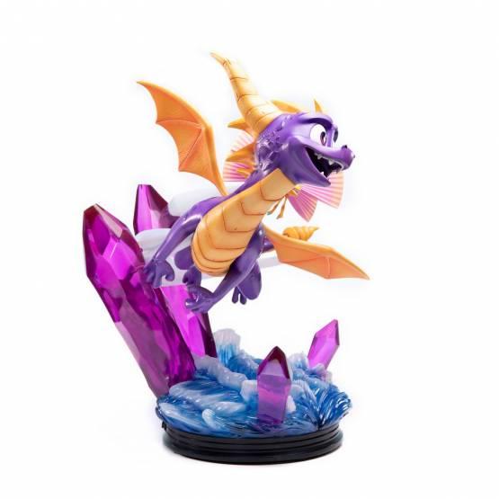 Spyro (Spyro Reignited Trilogy) Restin-Statue 45cm First4Figures