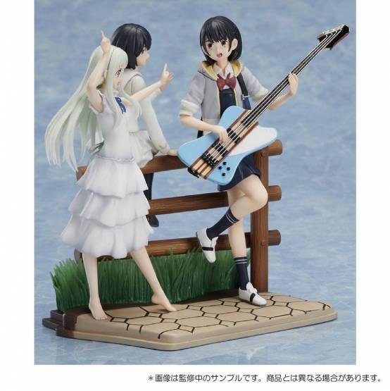Super Peace Busters Premium BOX (Ano Hi Mita Hana no Namae o Bokutachi wa Mada Shiranai) PVC-Statue 20cm Aniplex