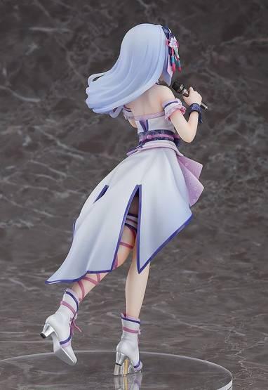 Tsumugi Shiraishi Fumidashita Yume e no Ippo Version (Idolmaster Million Live!) PVC-Statue 1/8 20cm Good Smile Company