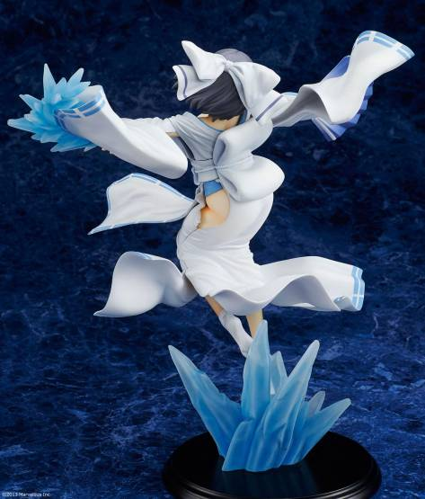 Yumi (Senran Kagura Shinovi Versus) PVC-Statue 1/6 28cm Q-Six