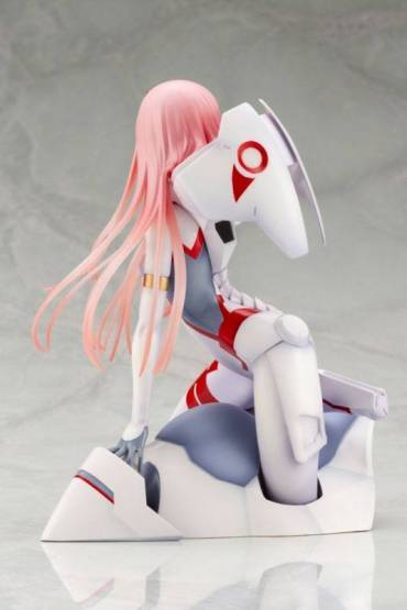 Zero Two The 13th Unit Version (Darling in the Franxx) PVC-Statue 1/7 17cm Kotobukiya
