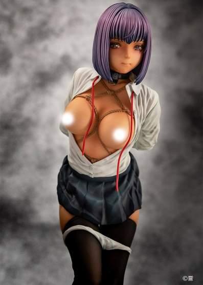 Ade-Sugata II by Homare (Original Character) PVC-Statue 1/7 24cm Native / Magic Bullets