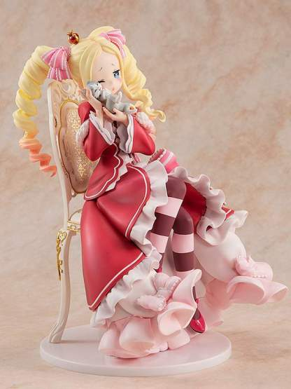 Beatrice Tea Party Version (Re:ZERO Starting Life in Another World) PVC-Statue 1/7 19cm Kadokawa