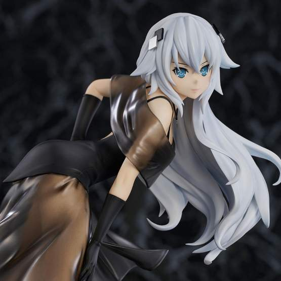Black Heart Dress Version (Hyperdimension Neptunia) PVC-Statue 23cm Union Creative