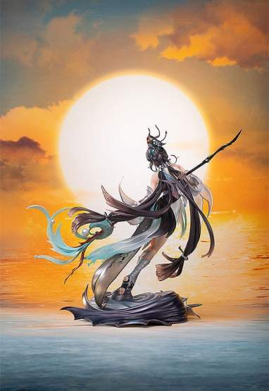 Da Qiao Baiheliang Goddess Version (King Of Glory) PVC-Statue 1/7 29cm Myethos