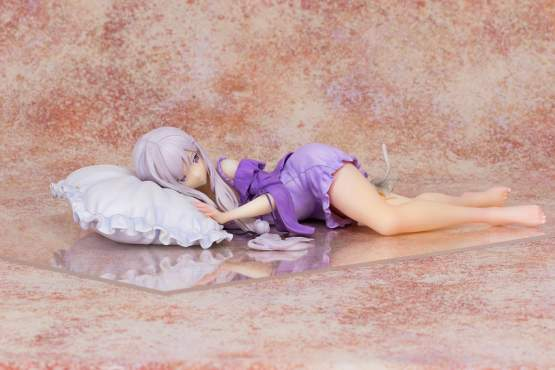 Emilia (Re:ZERO Starting Life in Another World) PVC-Statue 1/7 26cm Pulchra