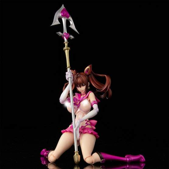 Erika Kuramoto by Raita (Original Character) Magical Girls Series Actionfigur 17cm Second Axe
