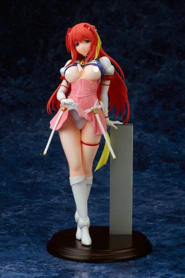 Escalayer (Beat Angel Escalayer Reboot) PVC-Statue 1/5.5 30cm Kaitendoh
