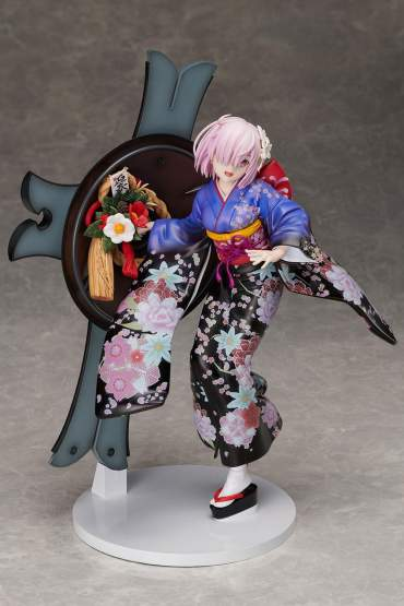 Grand New Year Mash Kyrielight (Fate/Grand Order) PVC-Statue 1/7 28cm Aniplex