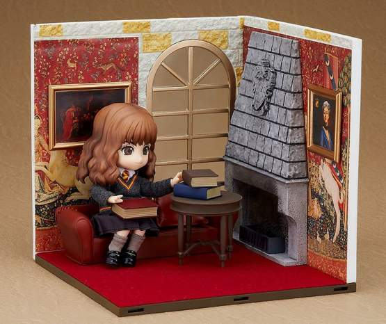 Gryffindor Common Room Nendoroid Playset #08 (Harry Potter) Nendoroid-Zubehör-Set von Good Smile Company