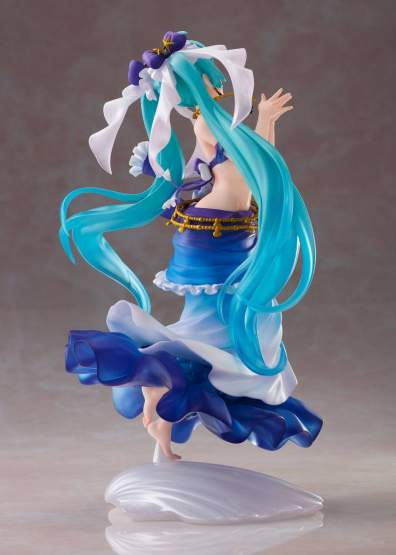 Hatsune Miku Mermaid Version (Vocaloid Princess AMP) PVC-Statue 18cm Taito Prize