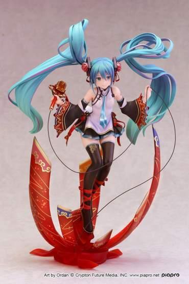 Hatsune Miku Taiwan & Hong Kong Version (Miku EXPO 2019) PVC-Statue 1/8 27cm Skytube/Alphamax