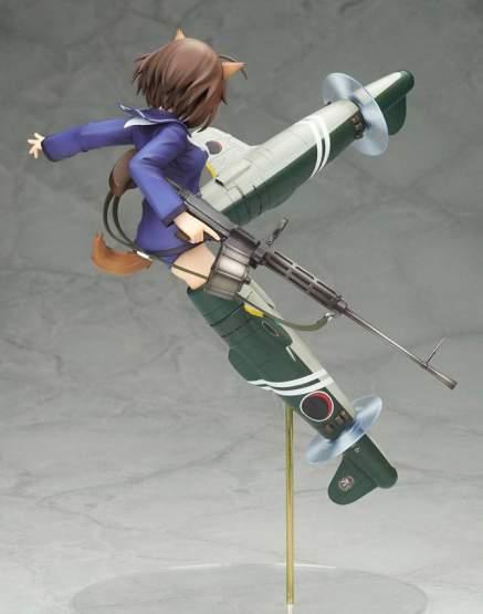 Hikari Karibuchi (Brave Witches / Strike Witches) PVC-Statue 1/8 24cm Alter