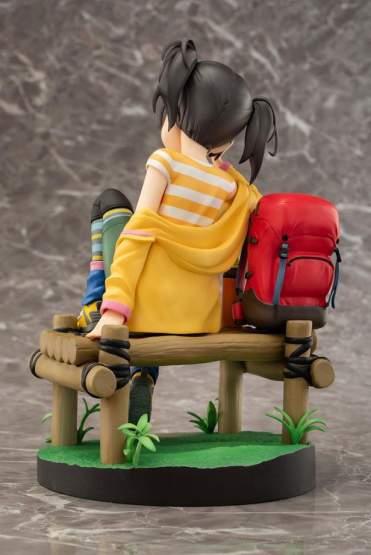 Hinata Kuraue (Yama no Susume) PVC-Statue 1/7 19cm PLUM