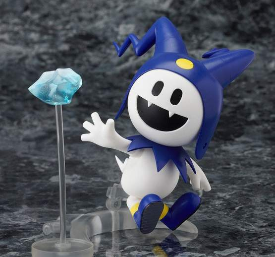 Jack Frost (Shin Megami Tensei) Nendoroid 234 Actionfigur 10cm Max Factory -NEUAUFLAGE-