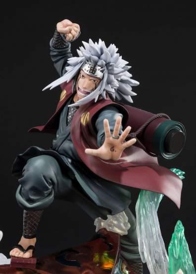 Jiraiya Kizuna Relation (Naruto Shippuden) FiguartsZERO PVC-Statue 20cm Bandai Tamashii Nations