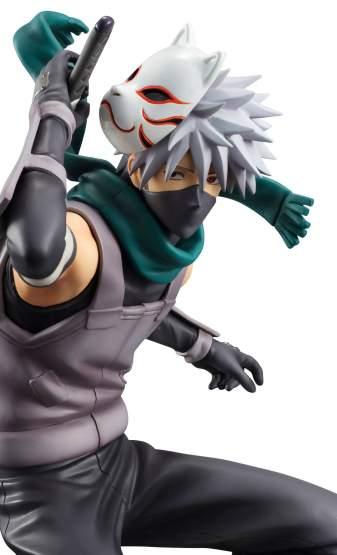 Kakashi Hatake Anbu Version (Naruto Shippuden) G.E.M. PVC-Statue 24cm Megahouse