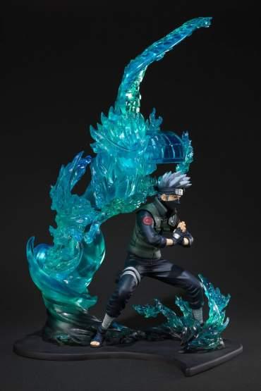 Kakashi Hatake Susanoo Kizuna Relation (Naruto Shippuden) FiguartsZERO PVC-Statue 22cm Bandai Tamashii Nations