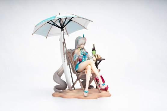 Kiana Kaslana Herrscher of the Void Parasol Kaiserin Version (Honkai Impact 3rd) PVC-Statue 1/8 24cm miHoYo