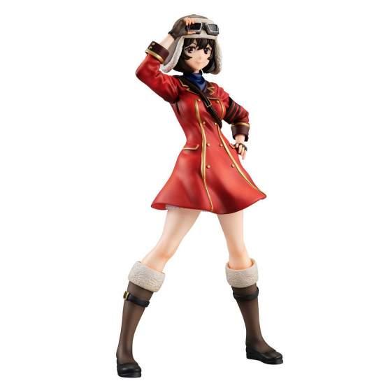 Kylie (The Kotobuki Squadron in The Wilderness) PVC-Statue 21cm Megahouse