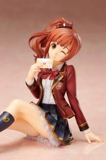 Kyoko Igarashi Love Letter Version (The Idolmaster Cinderella Girls) PVC-Statue 1/8 12cm Licorne