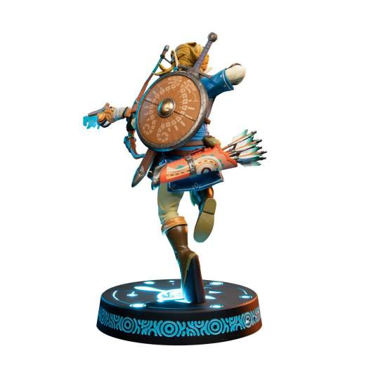 Link Collector's Edition (The Legend of Zelda Breath of the Wild) PVC-Statue 25cm First4Figures