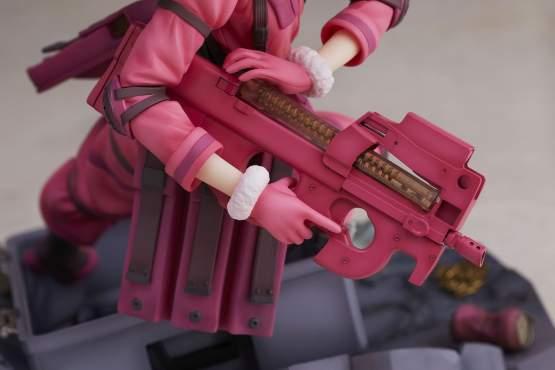 Llenn Sudden Attack Version (Sword Art Online Alternative Gun Gale Online) PVC-Statue 1/7 18cm Aniplex