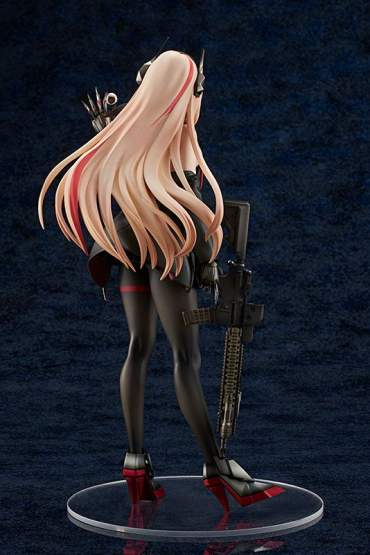 M4 Sopmod II (Girls Frontline) PVC-Statue 1/7 26cm Amakuni