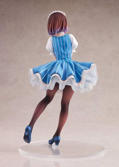 Megumi Kato Maid Version (Saekano: How to Raise a Boring Girlfriend) PVC-Statue 1/7 24cm Aniplex