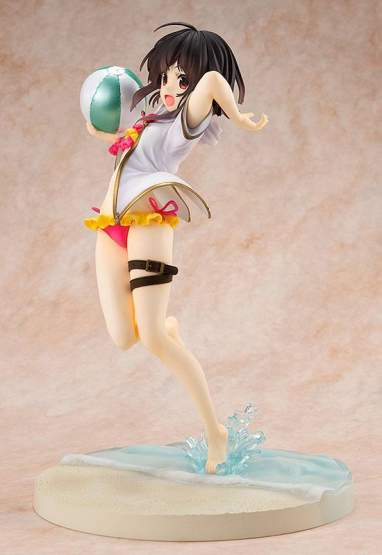 Megumin Light Novel Swimsuit Version (Kono Subarashii Sekai ni Shukufuku wo!) PVC-Statue 1/7 23cm Kadokawa
