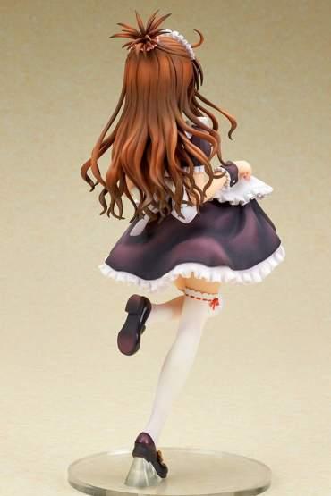 Mikan Yuuki Maid Style (To Love-Ru Darkness) PVC-Statue 1/7 22cm Ques Q