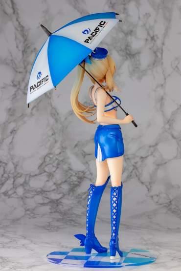 Mirai Akari Race Queen Version (Mirai Akari Project) PVC-Statue 1/7 28cm Pulchra