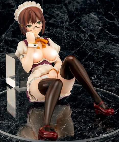 Momo Provisional (Original Character) PVC-Statue 1/5.5 13x28cm Jugoyashoten