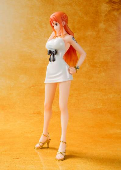 Nami (One Piece Film: Gold) FiguartsZERO PVC-Statue 14cm BandaiTamashiiNations