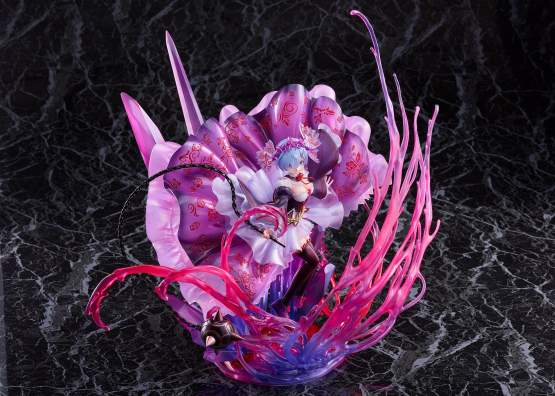 Oni Rem Crystal Dress Version (Re:Zero Starting Life in Another World) PVC-Statue 1/7 30cm eStream