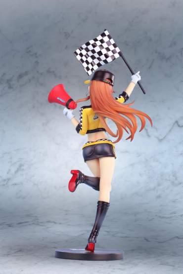 Orange (QQ Hisha) PVC-Statue 1/8 21cm Kaitendoh/Lechery