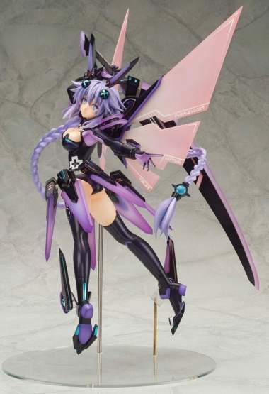 Purple Heart (Hyperdimension Neptunia) PVC-Statue 1/7 35cm Alter -NEUAUFLAGE-