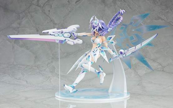Purple Heart Lilac Cool (Hyperdimension Neptunia) PVC-Statue 1/7 25cm Good Smile Company