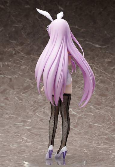 Purple Sister Bunny Version (Hyperdimension Neptunia) PVC-Statue 1/4 46cm FREEing