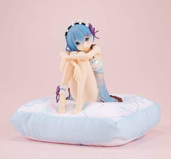 Rem Birthday Blue Lingerie Version (Re:ZERO Starting Life in Another World) PVC-Statue 12cm Kadokawa
