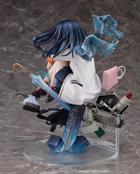 Rikka Takarada I believe in future (SSSS.Gridman) PVC-Statue 1/7 17cm Good Smile Company
