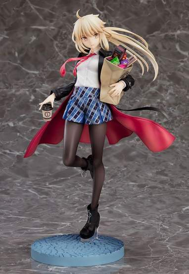 Saber/Altria Pendragon Alter Heroic Spirit Traveling Outfit (Fate/Grand Order) PVC-Statue 1/7 23cm Good Smile Company