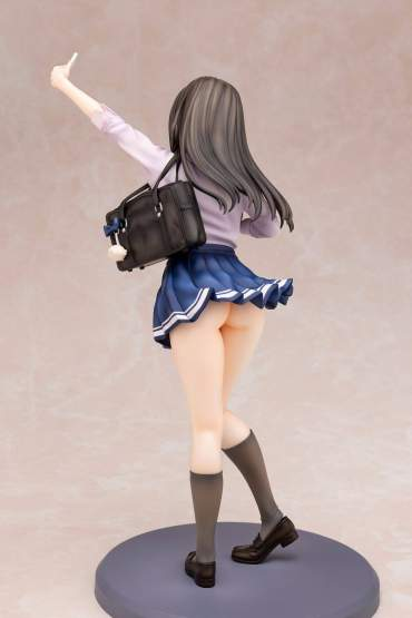 Sakura Natsuki Oryou Original Illustration (Original Character) PVC-Statue 1/7 26cm Daiki Kougyou