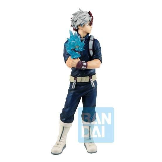 Shoto Todoroki I'm Ready! (My Hero Academia) Ichibansho PVC-Statue 25cm Bandai