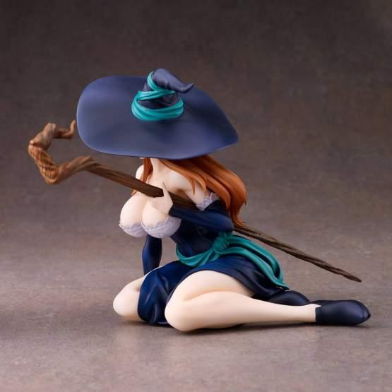 Sorceress Deep Blue Version (Dragon´s Crown) PVC-Statue 15cm Union Creative