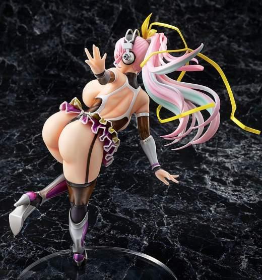 Super Sonico Taimanin Version (Taimanin RPG × Super Sonico) CAworks PVC-Statue 1/7 24cm Chara-Ani