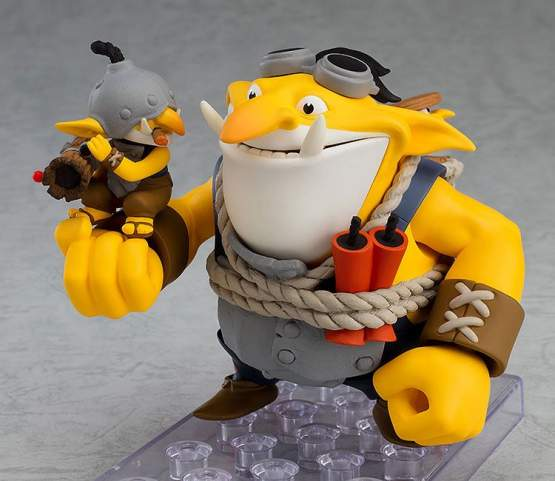 Techies (Dota 2) Nendoroid 1099 Actionfigur 9cm Good Smile Company