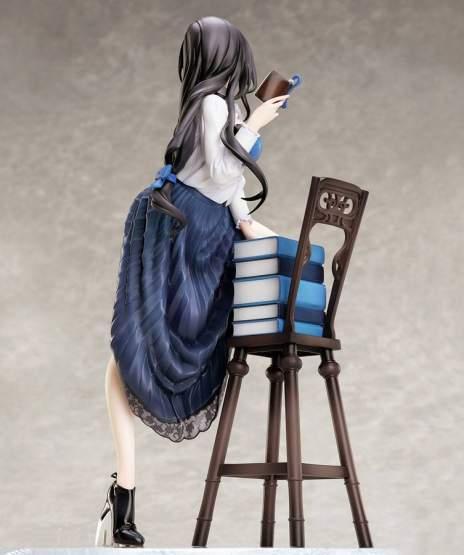 The Literary Type by Akemi Mikoto (Original Character) PVC-Statue 1/7 27cm Native